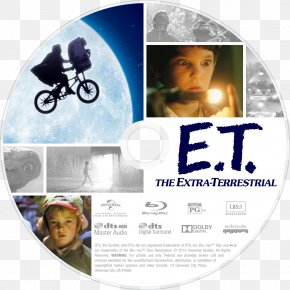 Extra Terrestrial - Melissa Mathison E.T. The Extra-Terrestrial E.T., The Extra-Terrestrial: From Concept To Classic Universal Pictures Blu-ray Disc PNG
