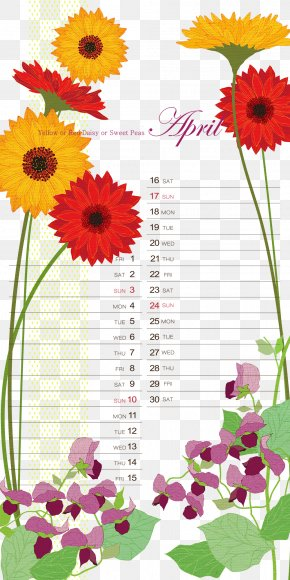 May Calendar Background Pattern Template - Calendar CorelDRAW PNG