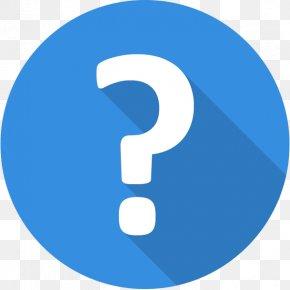 Question Mark - Legal Case Management Law Practice Management Software Law Firm Legal Matter Management PNG