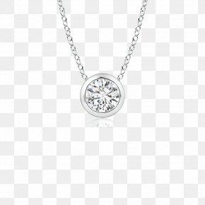 Round Bezel - Charms & Pendants Jewellery Necklace Earring Diamond PNG