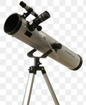 Telescope - Reflecting Telescope Refracting Telescope Astronomy Spotting Scopes PNG