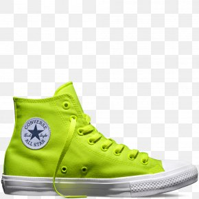 Adidas - Chuck Taylor All-Stars Converse CT II Hi Black/ White High-top Sneakers PNG