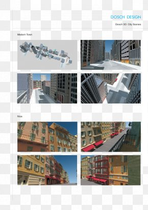 3d City - 3D Computer Graphics 3D Modeling Cinema 4D Texture Mapping PNG