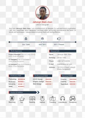 Introduction Resume Template - Curriculum Vitae Résumé Template Creativity PNG