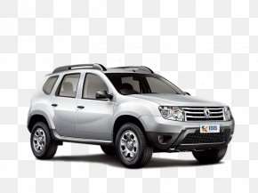 Renault - Renault Duster Oroch Car Pickup Truck Sport Utility Vehicle PNG