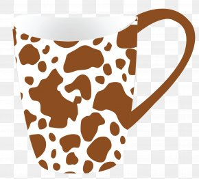 Cup - Tiger Animal Print Leopard PNG