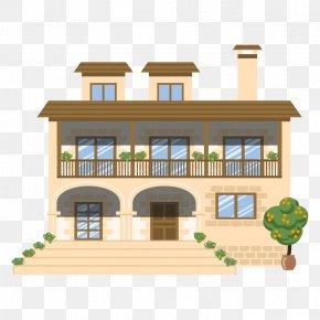 House,city - Window House Building Euclidean Vector PNG