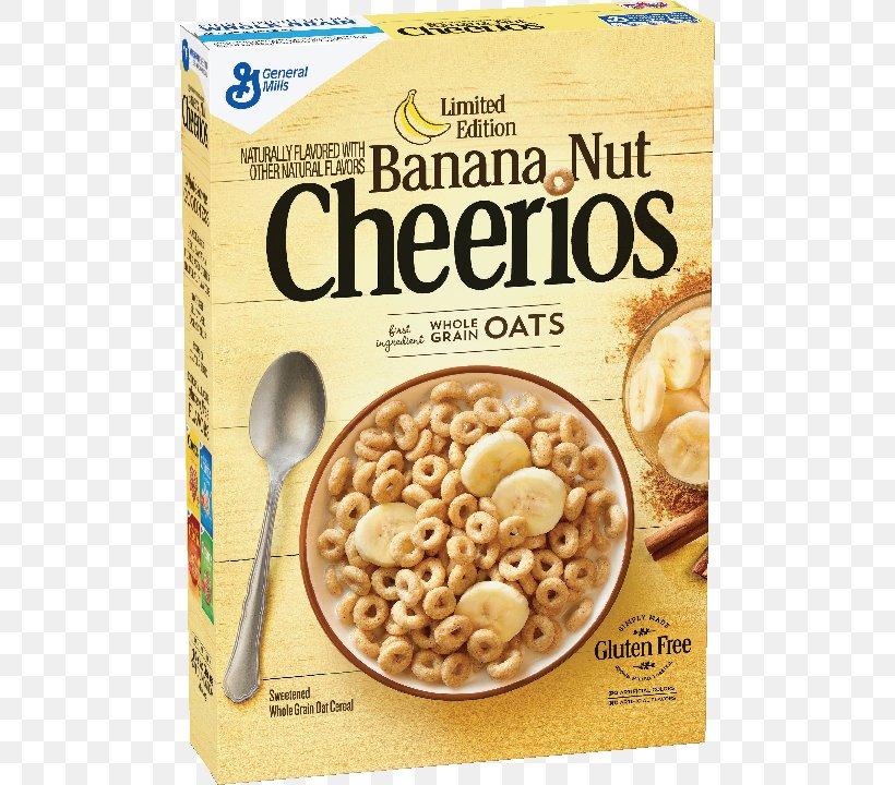 Banana Nut Cheerios Honey Nut
