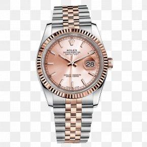 Rolex Watches Pink Watches Male Table - Rolex Datejust Rolex Submariner Rolex Daytona Watch PNG