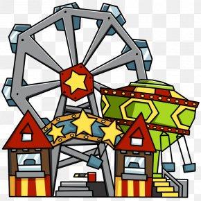 Park - Eurosat Scribblenauts Amusement Park PNG