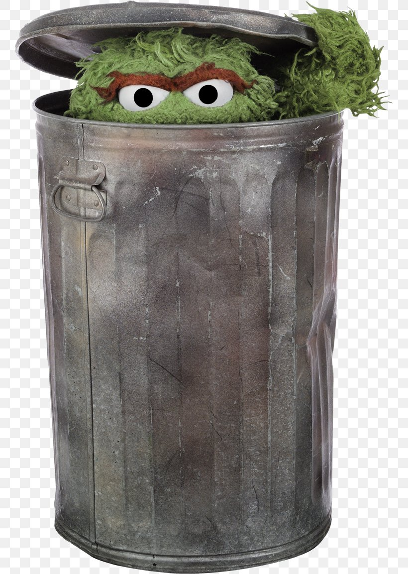Oscar The Grouch Rubbish Bins Waste Paper Baskets Grouches