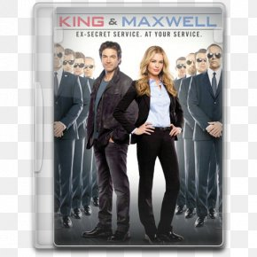 Season 1 Television Show TNT King And MaxwellTv Shows - King & Maxwell PNG