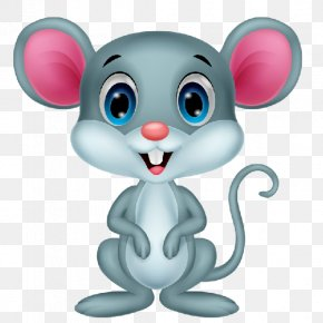 Mouse - Mouse Vector Graphics Clip Art Illustration Image PNG