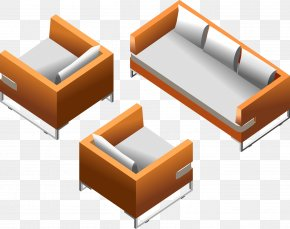 Living Room Sofa Seat - Table Couch Furniture Chair PNG