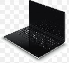 Laptop - Laptop Netbook USB Flash Drive Computer Hardware PNG
