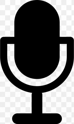 Microphone - Microphone Black And White Clip Art PNG