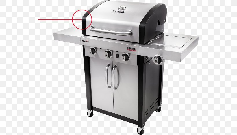 Barbecue Grilling Char-Broil Signature 4 Burner Gas Grill Char-Broil Professional Series 463675016, PNG, 557x467px, Barbecue, Charbroil, Charbroil 3 Burner Gas Grill, Cooking, Food Download Free