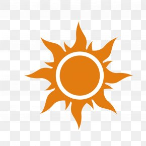 Vector Hand-painted Sun - China Icon PNG