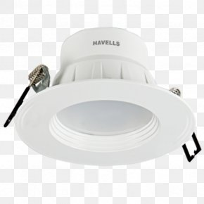 Downlight - Recessed Light Havells LED Lamp Light-emitting Diode PNG