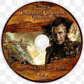 Pirates Of The Caribbean: Dead Men Tell No Tales - Pirates Of The Caribbean: Dead Men Tell No Tales Blu-ray Disc DVD Film PNG