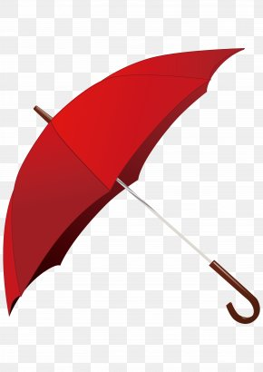 Umbrella - Umbrella Red Clip Art PNG