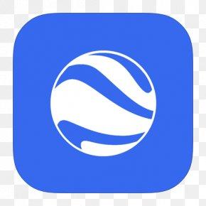 MetroUI Google Earth - Blue Area Trademark Symbol Brand PNG