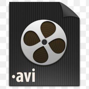 File AVI - Brand Material Circle PNG