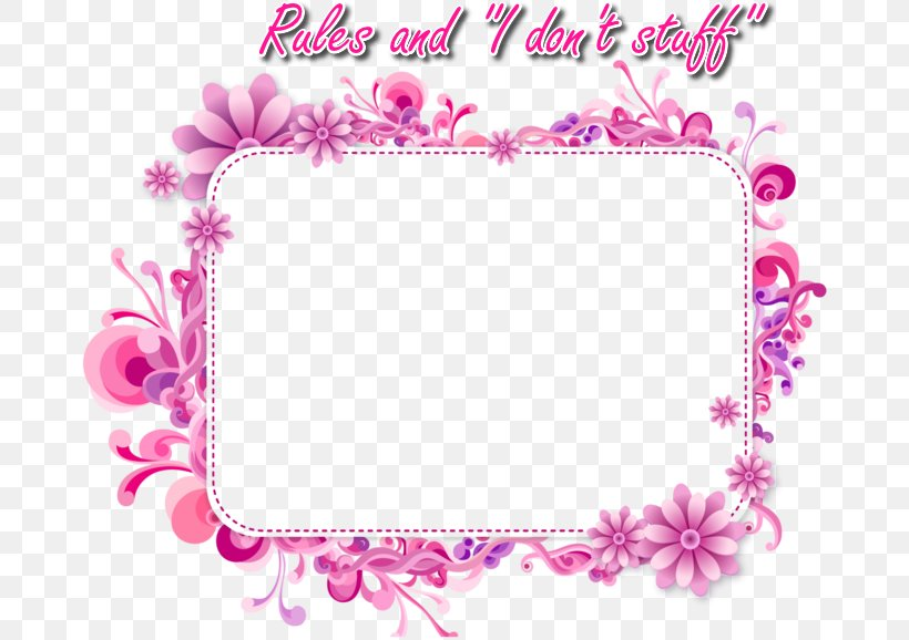Clip Art Borders And Frames Vector Graphics Image Picture Frames, PNG, 678x578px, Borders And Frames, Decorative Arts, Drawing, Floral Design, Flower Download Free