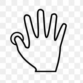 Click - Fingerprint Index Finger Clip Art PNG