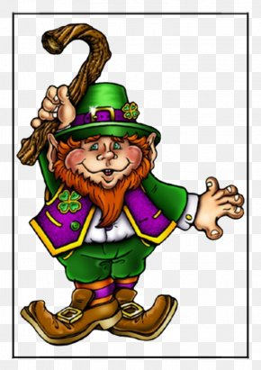 Saint Patrick's Day - Leprechaun Traps Saint Patrick's Day Clip Art PNG