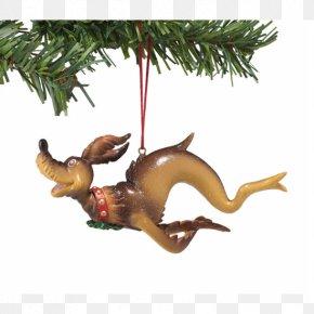 Christmas Tree - Christmas Ornament How The Grinch Stole Christmas! Christmas Tree PNG