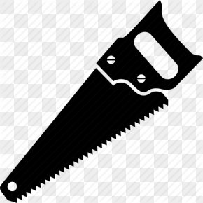 Hand Saw Transparent Image - Carpenter Icon PNG
