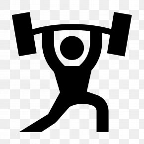 Gym - Olympic Weightlifting Weight Training Dumbbell PNG