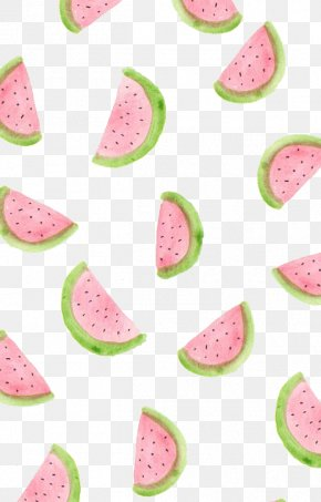 Watermelon Hand-painted Background - IPhone 6 Plus IPhone 4 IPhone 5 Wallpaper PNG