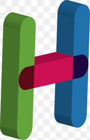 Colourful Letter - Letters ABC English Alphabet PNG