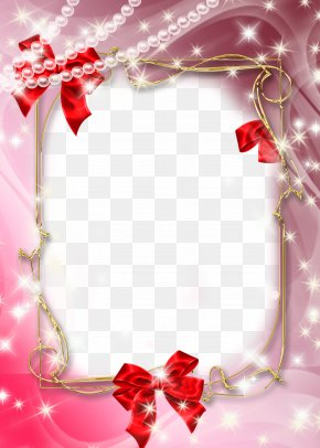 Gift Photo Frame - Picture Frame PNG
