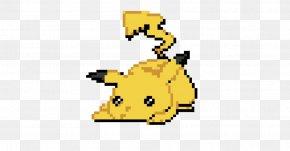 Pixel Art Pikachu - Pikachu Pixel Art Minecraft Ash Ketchum PNG