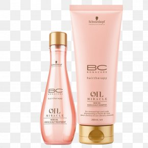 Rose Oil - Schwarzkopf BC Oil Miracle Gold Shimmer Treatment Shampoo Schwarzkopf Professional BC Oil Miracle With Rose Oil Capelli PNG