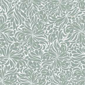 Blue Daisy Petal Pattern Background Material - Textile Floral Design Pattern PNG