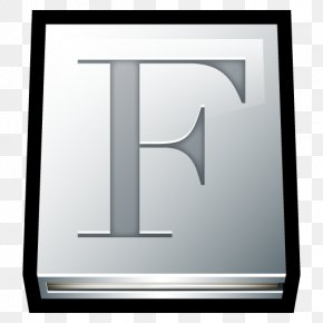 Font Book - Angle Window Font PNG
