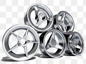Car Wheel Rims - Car Alloy Wheel Rim Vehicle PNG