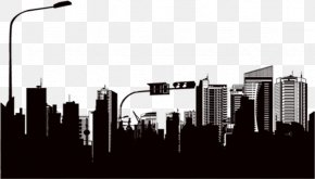 City Impression - City Clip Art PNG