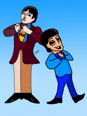 Cartoon Submarine - Cartoon The Beatles Yellow Submarine Clip Art PNG