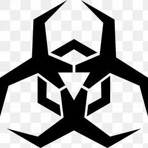 Biohazard Symbol Pic - Malwarebytes Computer Virus Symbol Icon PNG