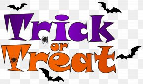 Trick Or Treat PNG Clip Art - Trick-or-treating Knott's Scary Farm Halloween Clip Art PNG