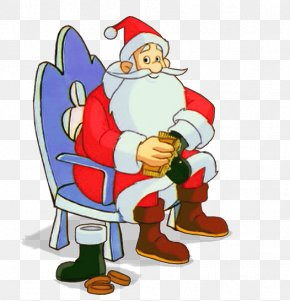 Santa Claus - Santa Claus Christmas Ornament Animated Film Clip Art PNG