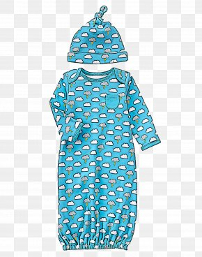 Dress Outerwear - Clothing Blue Turquoise Aqua Baby & Toddler Clothing PNG