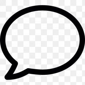 BUBLE - Online Chat Conversation Speech Balloon PNG