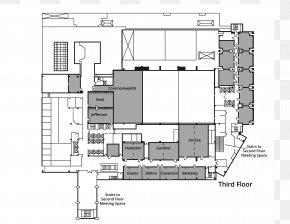 Hotel - Floor Plan Architecture Hotel Building PNG