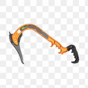 Ice Axe - Grivel Ice Axe Ice Tool Ice Climbing PNG